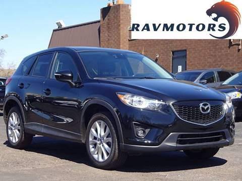 2015 Mazda CX-5 for sale in Burnsville, MN