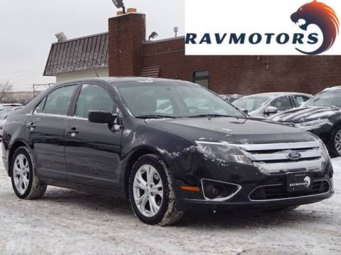 2012 Ford Fusion for sale in Burnsville, MN