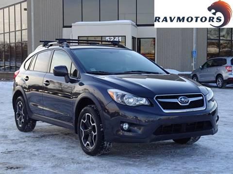 2013 Subaru XV Crosstrek for sale in Crystal, MN