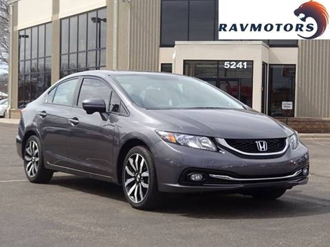 2014 Honda Civic for sale in Crystal, MN