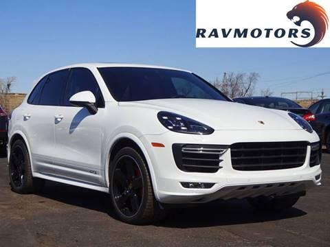 2017 Porsche Cayenne for sale in Burnsville, MN