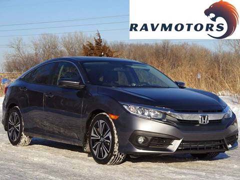 2016 Honda Civic for sale in Burnsville, MN