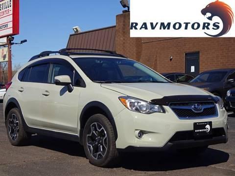 2015 Subaru XV Crosstrek for sale in Burnsville, MN