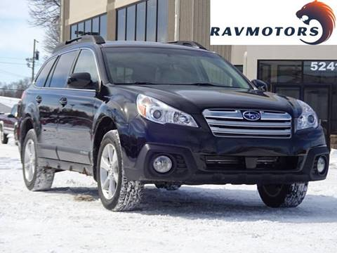 2014 Subaru Outback for sale in Crystal, MN