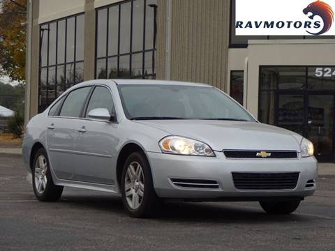 2014 Chevrolet Impala Limited for sale in Crystal, MN