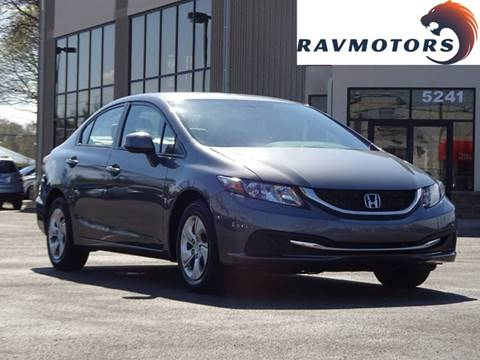 2013 Honda Civic for sale in Crystal, MN