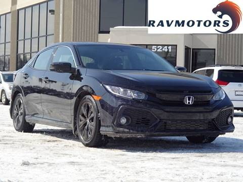 2018 Honda Civic for sale in Crystal, MN