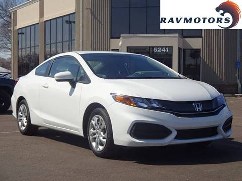 2015 Honda Civic for sale in Crystal, MN