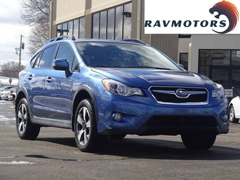 2014 Subaru XV Crosstrek for sale in Crystal, MN