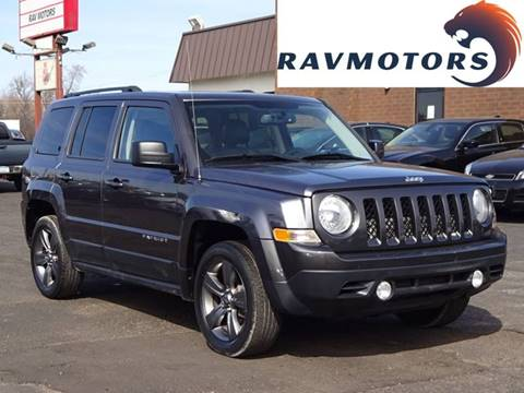 Jeep Patriot For Sale >> 2015 Jeep Patriot For Sale In Burnsville Mn
