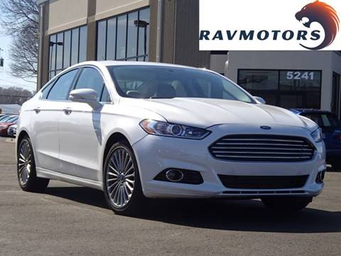 2015 Ford Fusion for sale in Crystal, MN