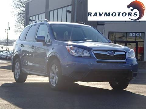 2016 Subaru Forester for sale in Crystal, MN