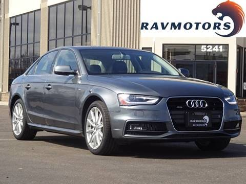 2016 Audi A4 for sale in Crystal, MN