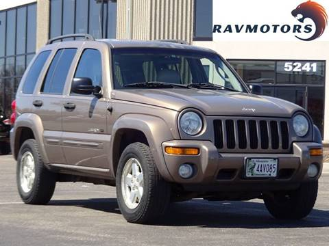 2002 Jeep Liberty for sale in Crystal, MN