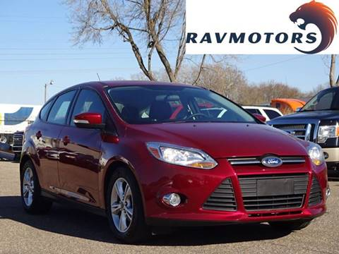 2014 Ford Focus for sale in Burnsville, MN
