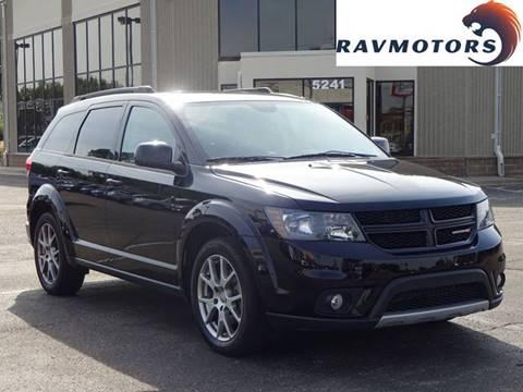 2015 Dodge Journey for sale at RAVMOTORS 2 in Crystal MN
