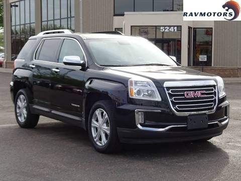 2016 GMC Terrain for sale in Crystal, MN