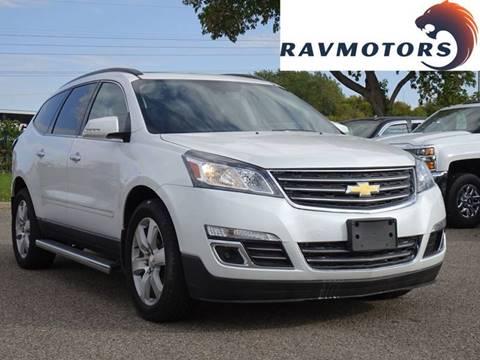 2016 Chevrolet Traverse for sale in Burnsville, MN