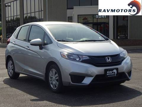 2016 Honda Fit for sale in Crystal, MN