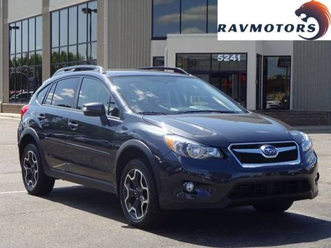 2015 Subaru XV Crosstrek for sale in Crystal, MN