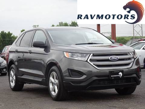 2018 Ford Edge for sale in Burnsville, MN