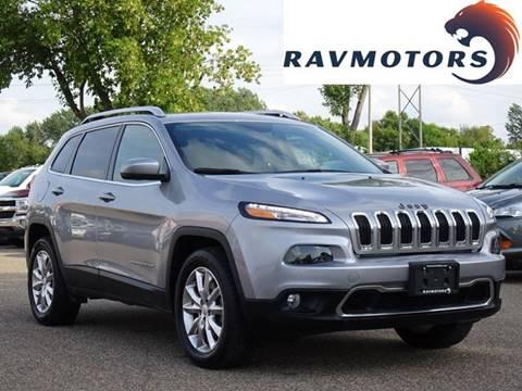 2017 Jeep Cherokee for sale in Burnsville, MN