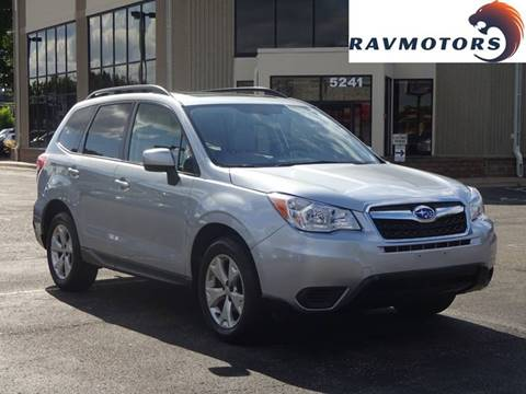 2015 Subaru Forester for sale in Crystal, MN