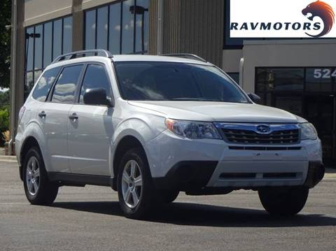 2013 Subaru Forester for sale in Crystal, MN