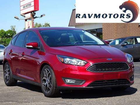 2017 Ford Focus for sale in Burnsville, MN
