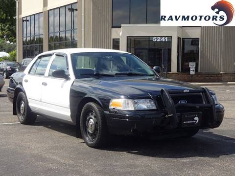 2011 Ford Crown Victoria for sale in Crystal, MN
