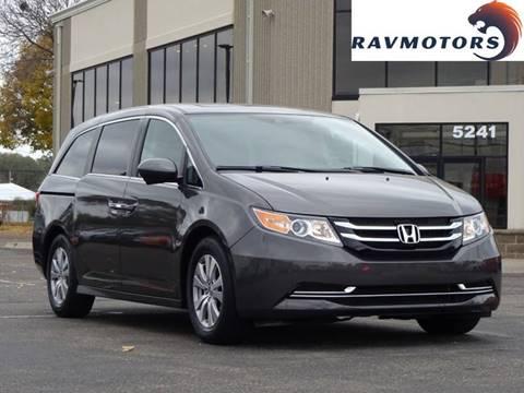 2015 Honda Odyssey for sale in Crystal, MN