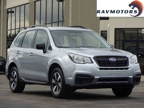 2018 Subaru Forester for sale in Crystal, MN
