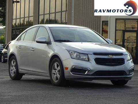 2016 Chevrolet Cruze Limited for sale in Crystal, MN