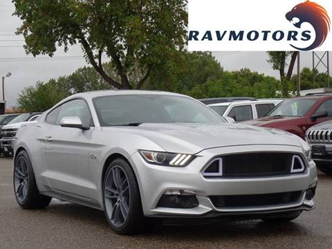 2017 Ford Mustang for sale in Burnsville, MN