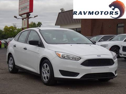 2016 Ford Focus for sale in Burnsville, MN
