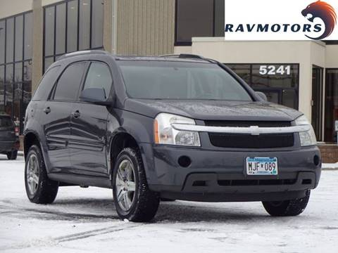 2009 Chevrolet Equinox for sale in Crystal, MN