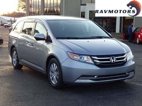 2016 Honda Odyssey for sale in Crystal, MN