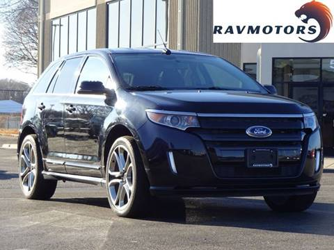 2013 Ford Edge for sale in Crystal, MN