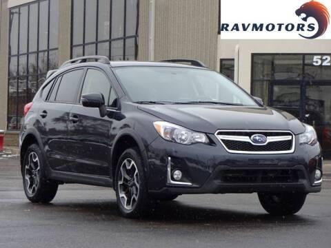 Subaru Crosstrek Used >> 2017 Subaru Crosstrek For Sale In Crystal Mn
