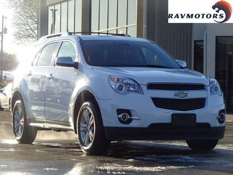 2013 Chevrolet Equinox for sale in Crystal, MN