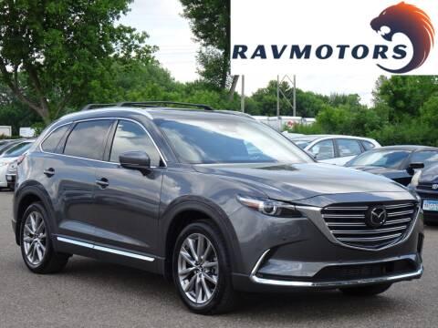 2019 Mazda CX-9 for sale at RAVMOTORS in Burnsville MN