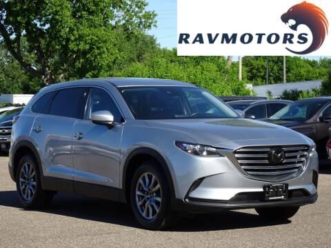 2018 Mazda CX-9 for sale at RAVMOTORS in Burnsville MN