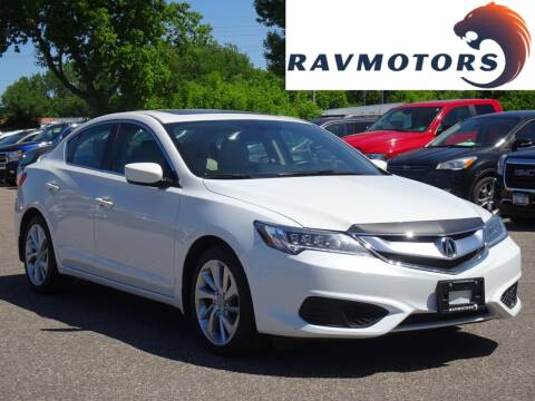 2017 Acura ILX w/Premium for sale at RAVMOTORS in Burnsville MN