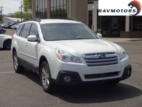 2013 Subaru Outback 2.5i Premium for sale at RAVMOTORS 2 in Crystal MN