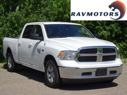 2019 RAM Ram Pickup 1500 Classic SLT for sale at RAVMOTORS in Burnsville MN