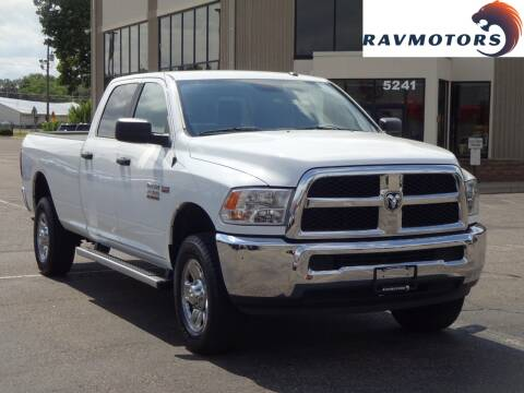 2016 RAM Ram Pickup 2500 for sale at RAVMOTORS 2 in Crystal MN