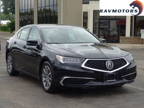 2020 Acura TLX for sale at RAVMOTORS 2 in Crystal MN