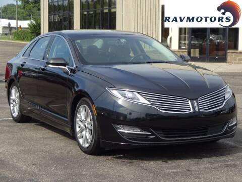 2015 Lincoln MKZ for sale at RAVMOTORS 2 in Crystal MN