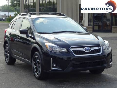 2016 Subaru Crosstrek for sale at RAVMOTORS 2 in Crystal MN