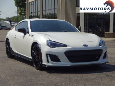 2018 Subaru BRZ for sale at RAVMOTORS 2 in Crystal MN